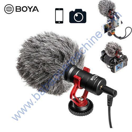 boya mm1 microphone
