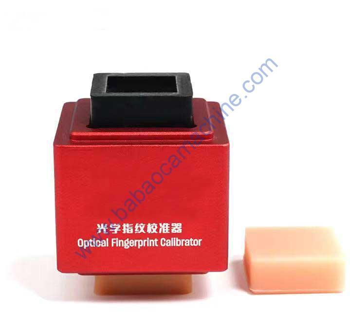 fingerprint-calibrator